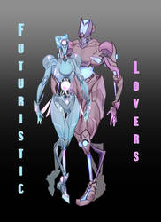 [OPEN] Auction Adopts : Futuristic Lovers
