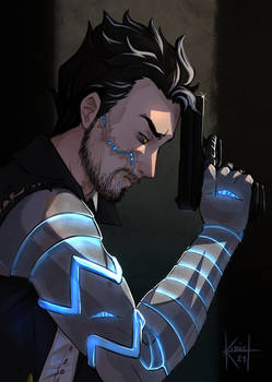 YCH : Gun#1 - Aramis