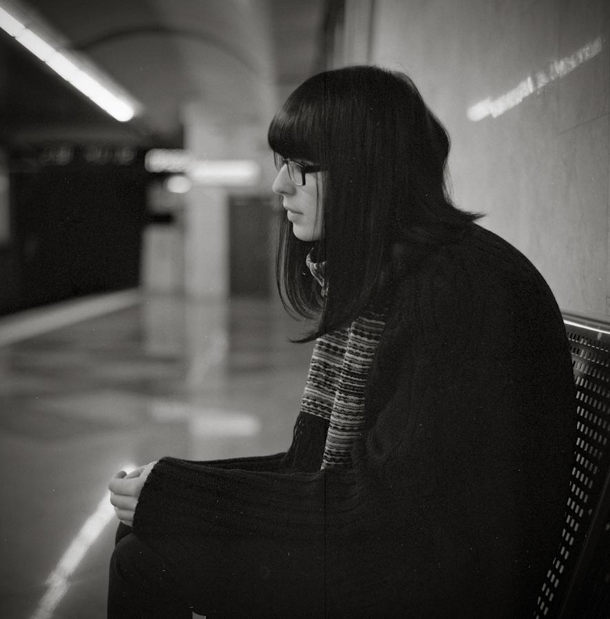 Ira: Subway people by sonar-ua