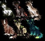 Cats 2 Mini-auction