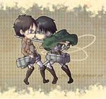 Eren + Levi