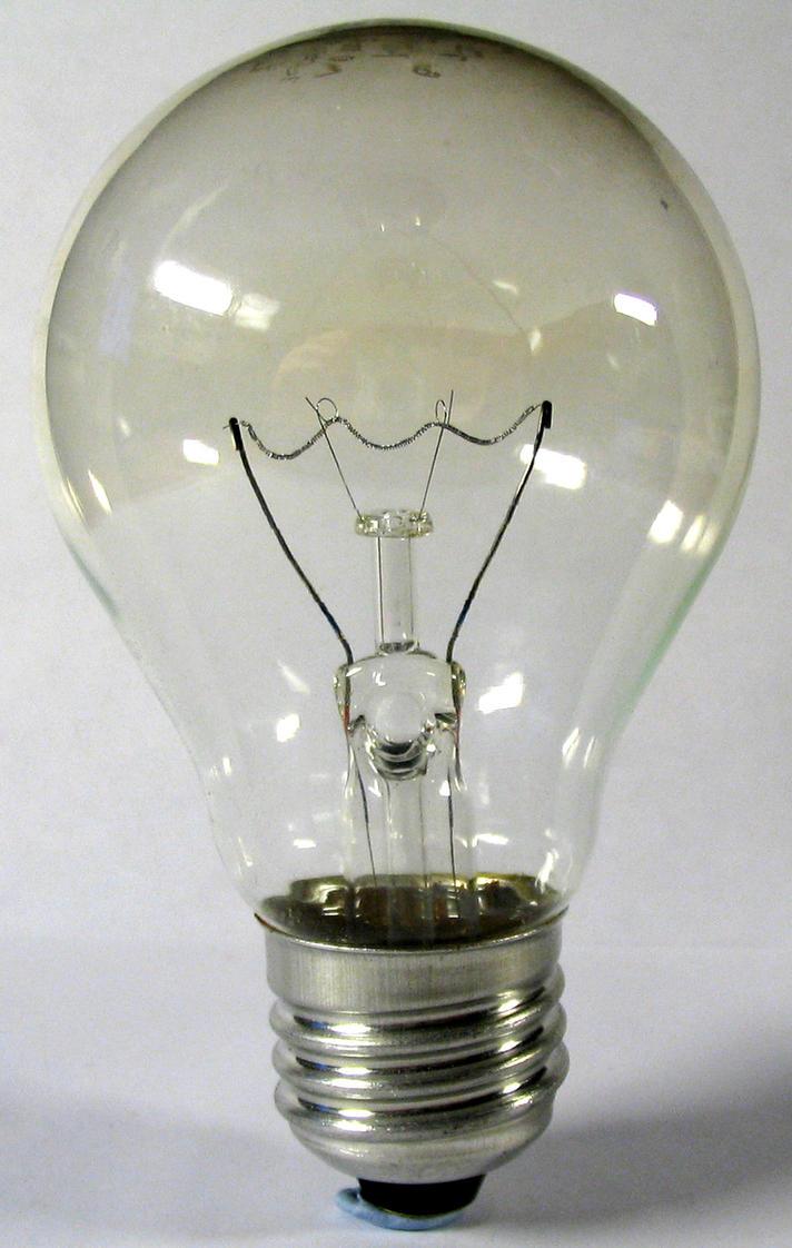 Electric Light  Bulb By Baikal Stock ...