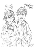 Hijack Hogwarts Au Part 4 by Laven96