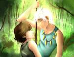 Hijack Tarzan Au
