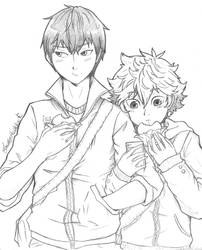 Hinata Doesn't Know The Meaning Of Personal Space