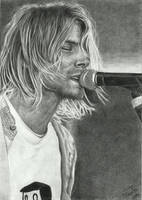 Kurt Cobain by Joan95
