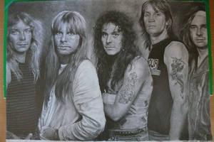 Iron Maiden by Joan95