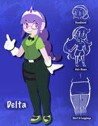 Delta Reference by RoyalOppai