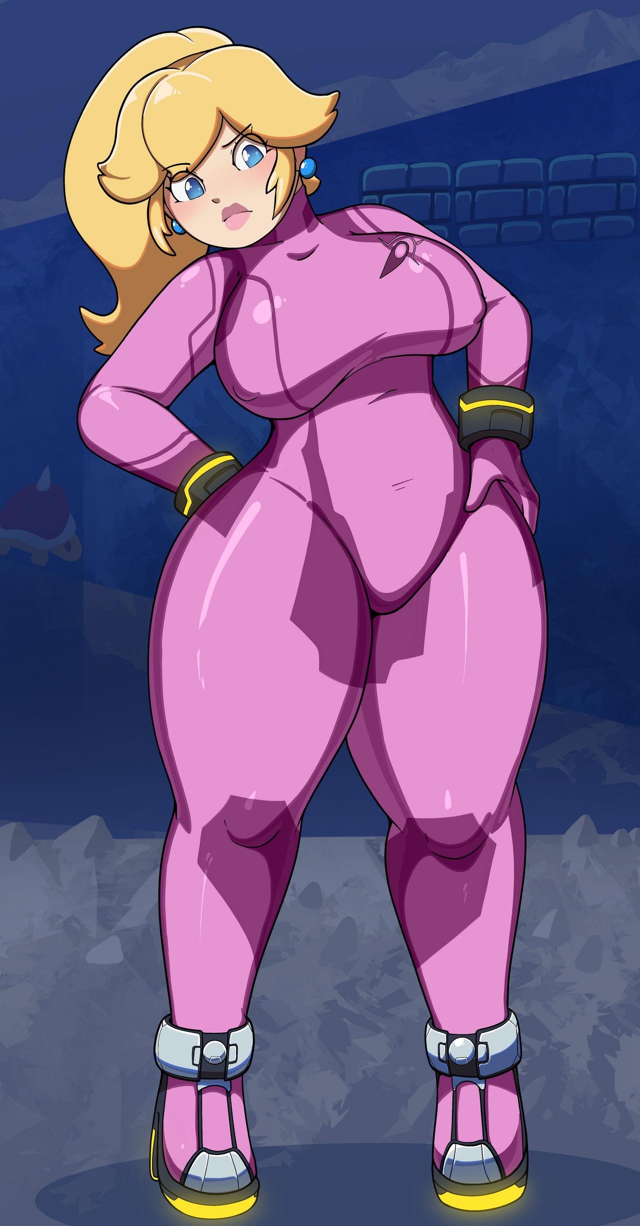 Zero Suit Peach