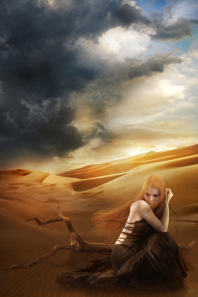 Dans le désert dans Divers Ode_to_Darfur_by_Iardacil