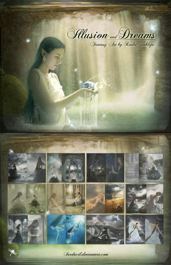 Fantasy Calendar by Iardacil