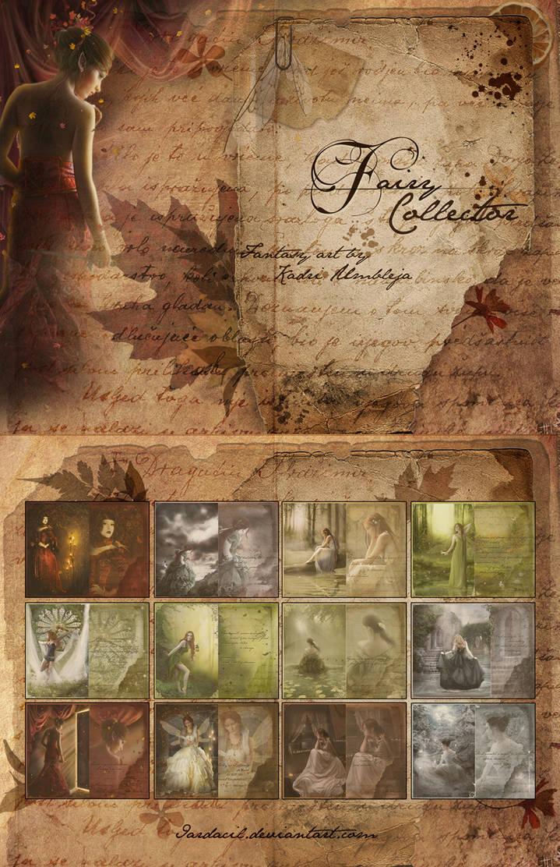 Fairy Collector - calendar by Iardacil