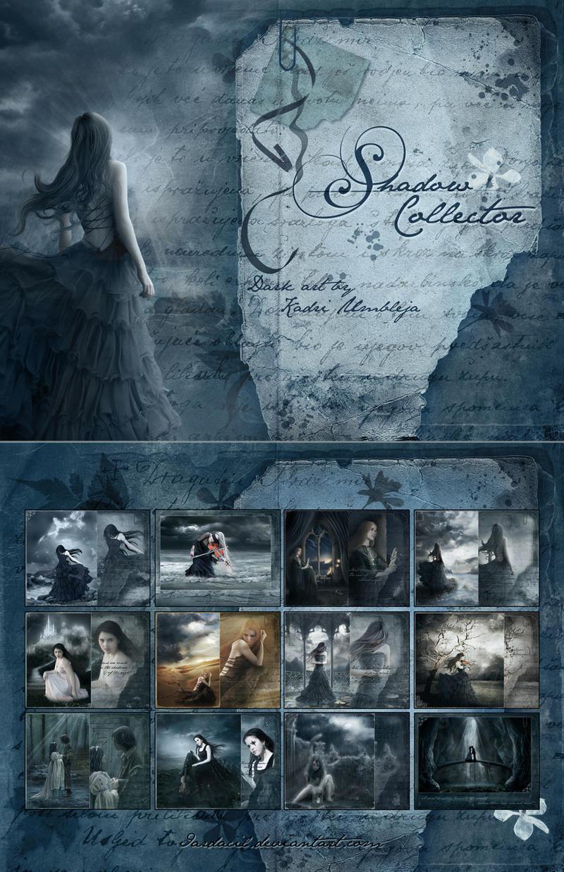 Shadow Collector - calendar by Iardacil
