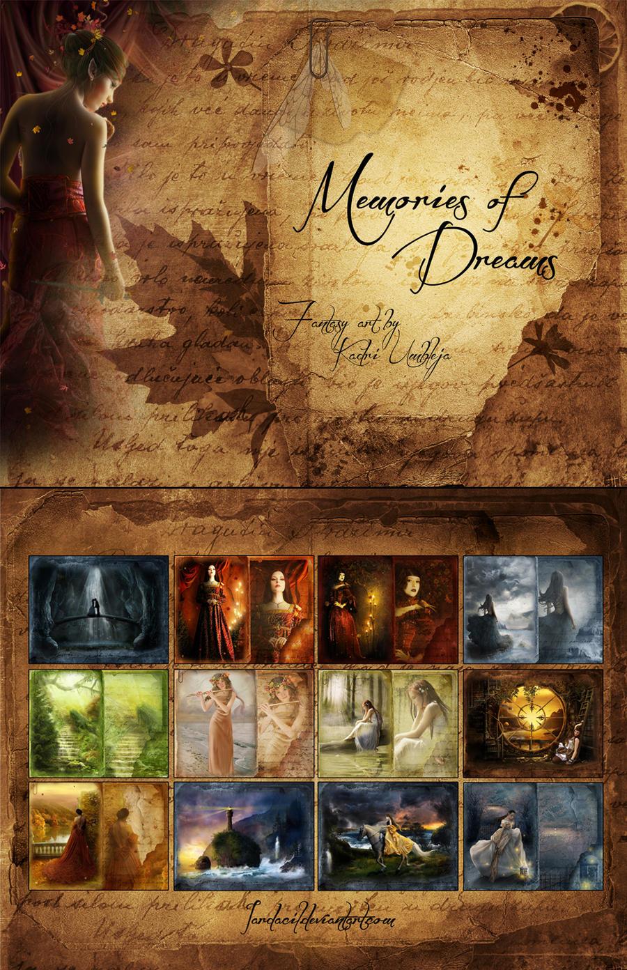 Memory of Dreams -calendar