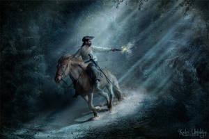 The Highwayman by Iardacil