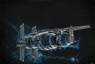 Babylon 5 by Iardacil