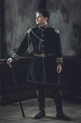 Military uniform by Iardacil