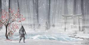 Ambush at the Shrine