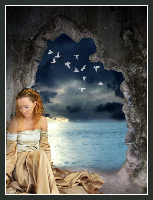 Elize's sorrow by Iardacil