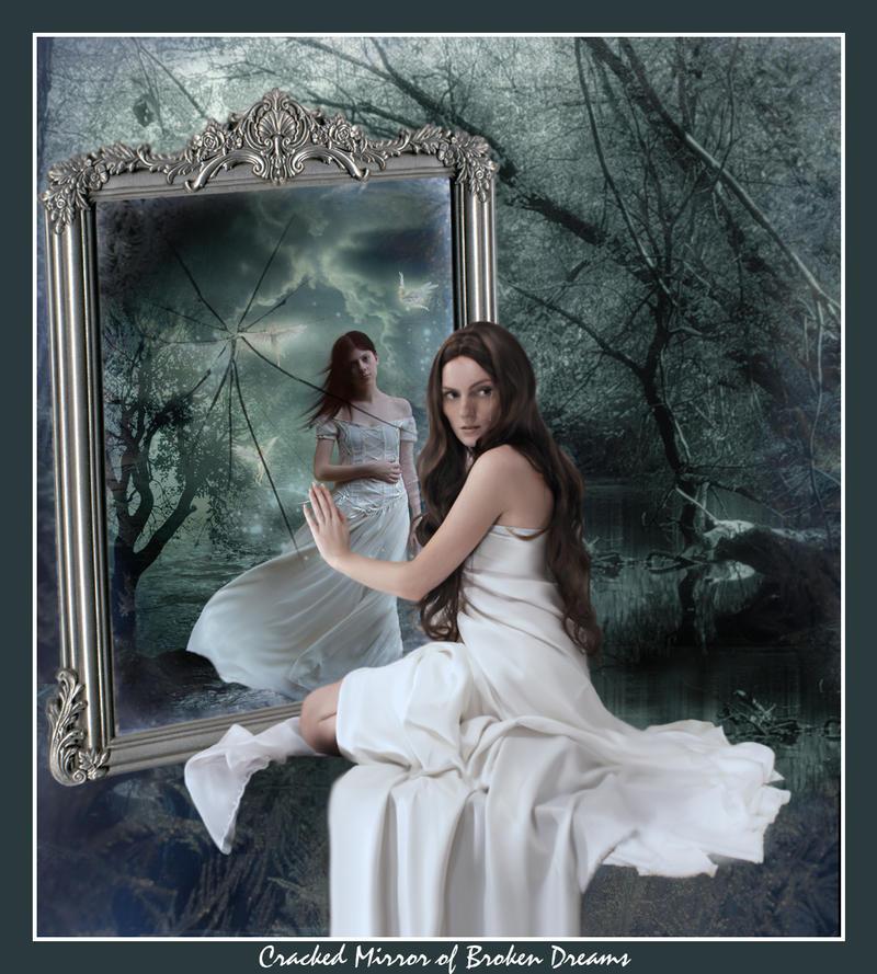 Cracked Mirror of Broken Dream by Iardacil on DeviantArt
