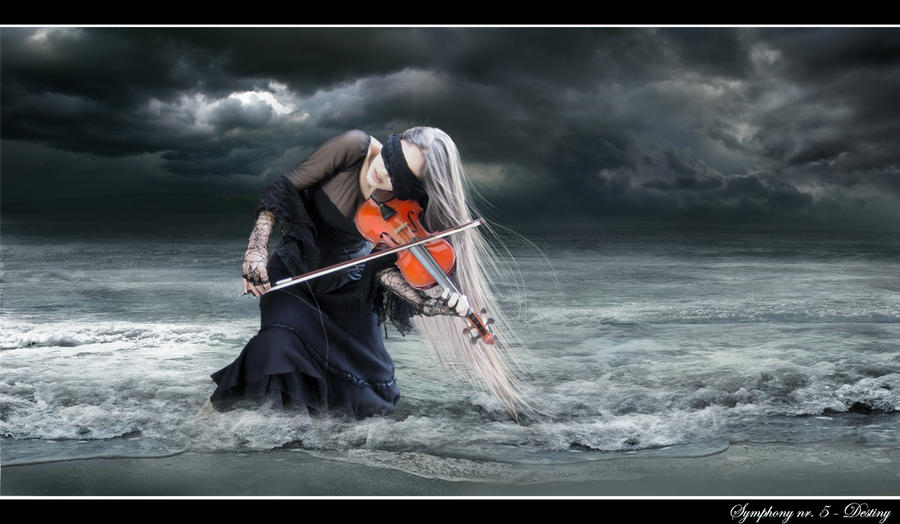 Symphony nr.5 - Destiny by Iardacil