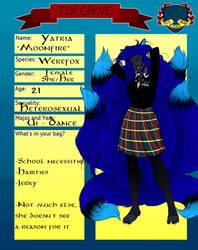 FoxGrove Academy -Yatria by Kalid909