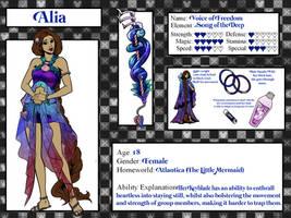 KxW: Alia Profile