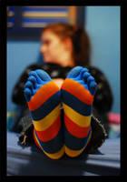 Socks by galgolan