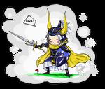 Final Fantasy Dude