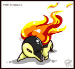 Don't mess with Cyndaquil