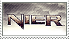 Nier Stamp by Frog-of-Rock