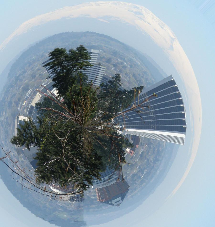 Planet Portland by JMFenner91