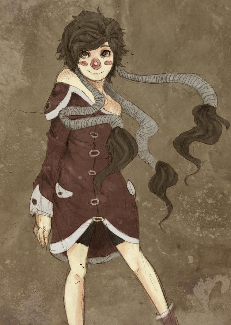 Aruka - Random Sketch by JMFenner91