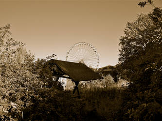 Big wheel. by KatWaldorf