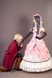 Kiss my hand by arriku-san