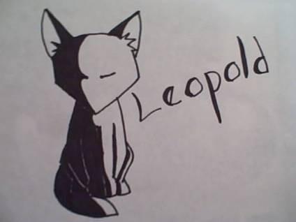 Leopold by KittyOnCrack