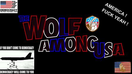 The wolf among usa !