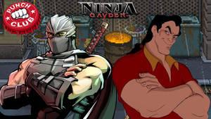 Gaston Rocky contre les Ninjas