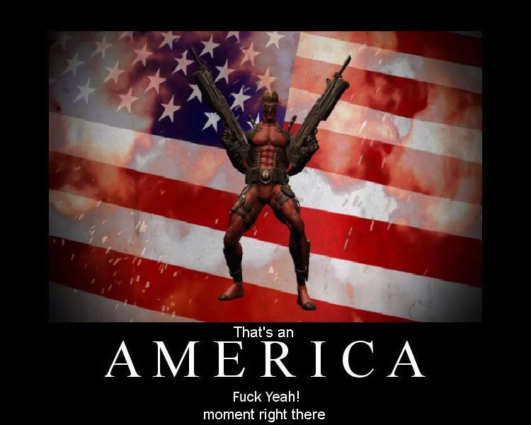 America Fuck Ya