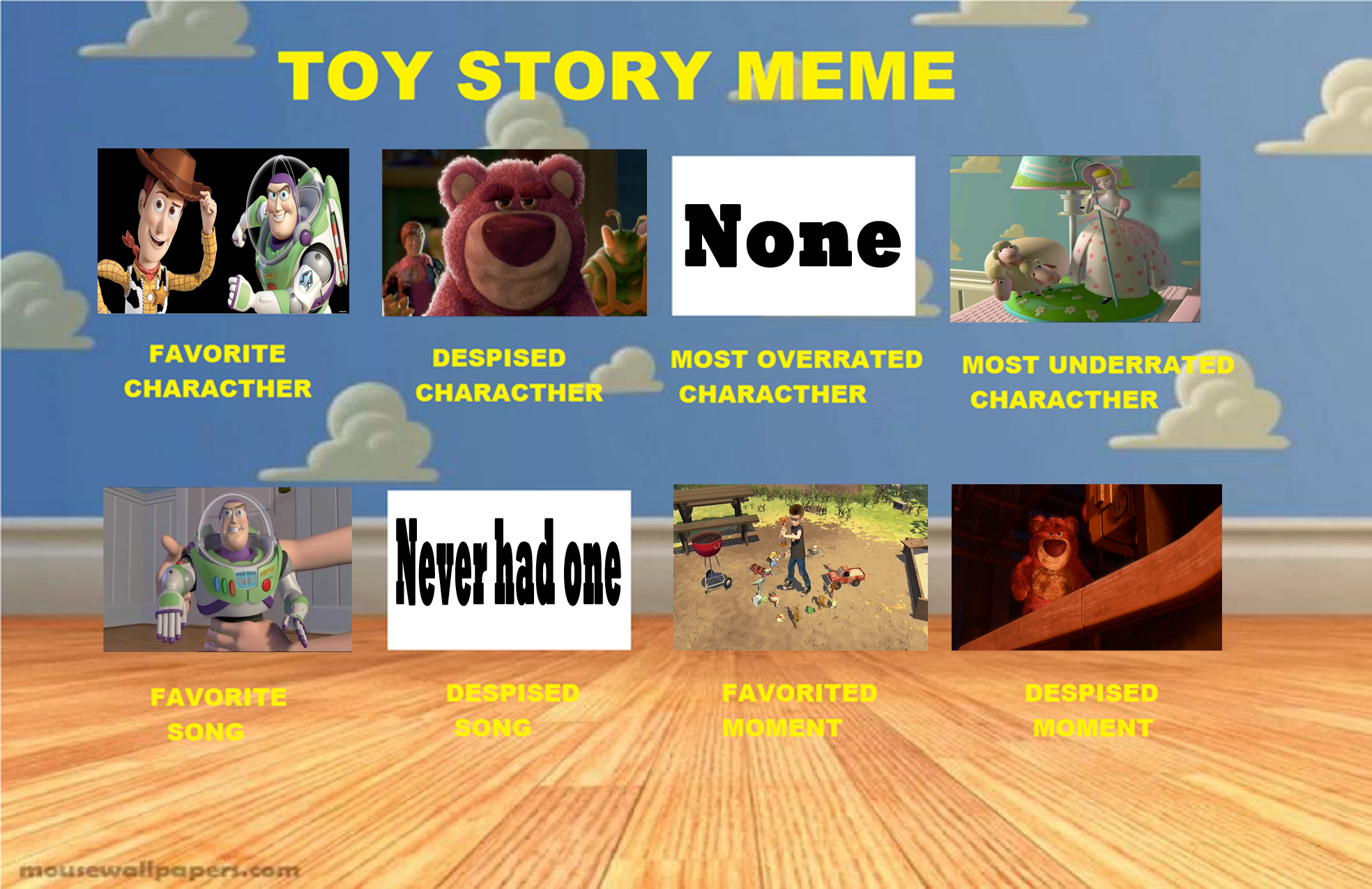 My Toy Story Controversy Meme By Nikolas-213 On DeviantArt