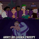 When Phineas looks forward...