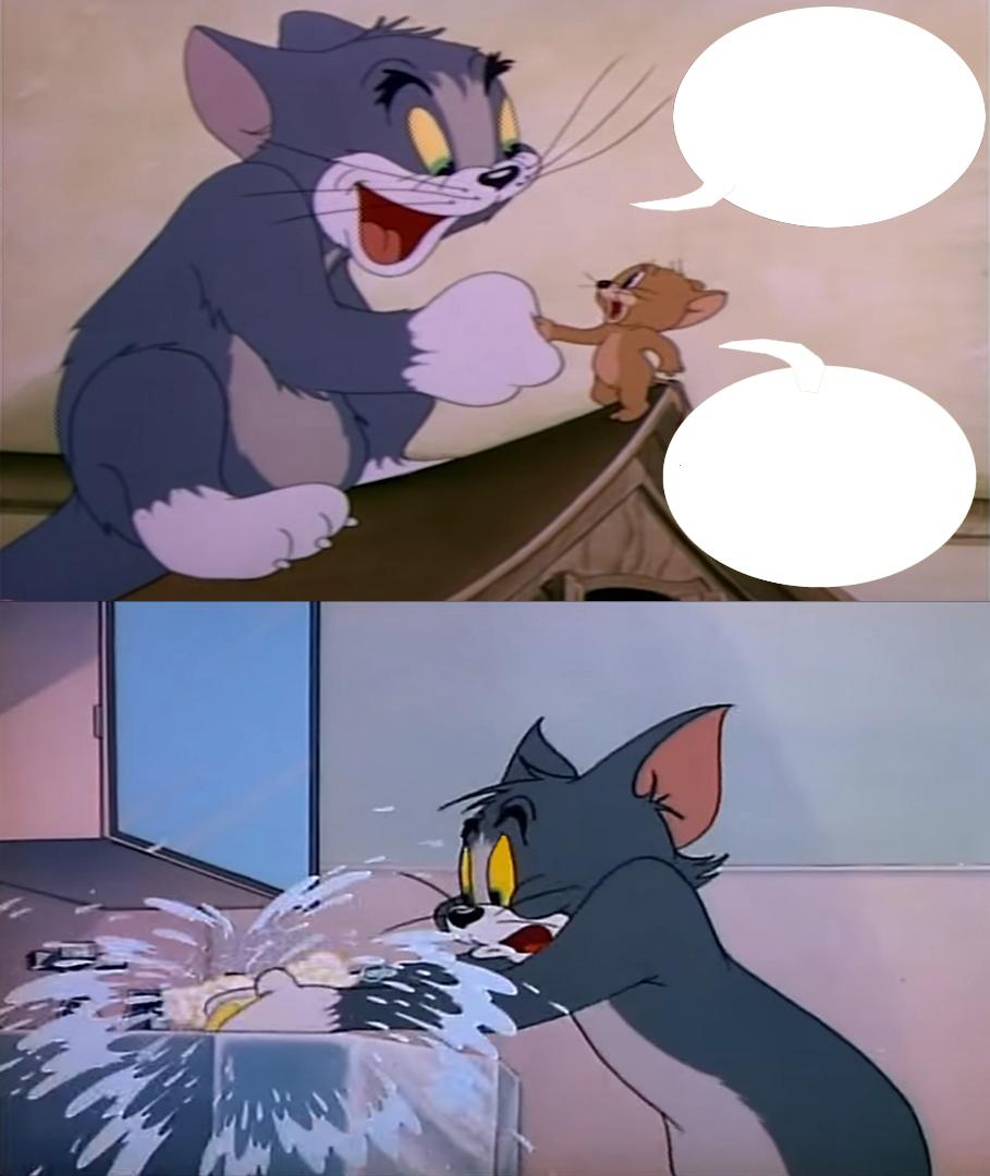 Empty Tom And Jerry Meme By Nikolas 213 On Deviantart