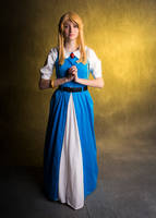 The Princess of Hyrule by AnnieChie