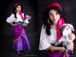 Esmeralda and Djhali