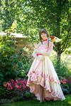 Sakura and the Flower Card
