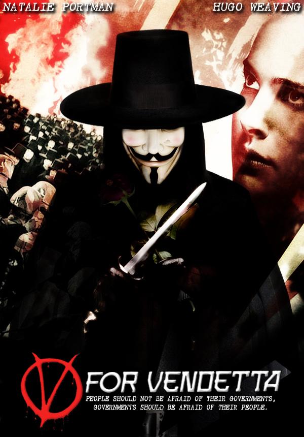 V pour Vendetta film  Wikipédia