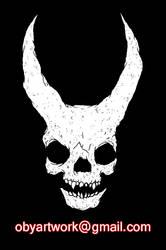 horns mask