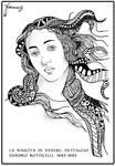 Colora - La nascita di Botticelli