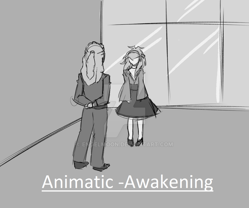 Animatic link by Engelmoon