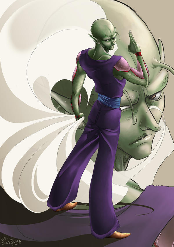 Poser Piccolo by Honeyeater